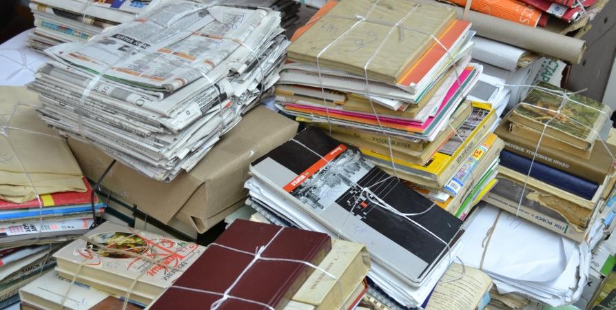 Интересные о макулатуре картон в одинцово вывоз