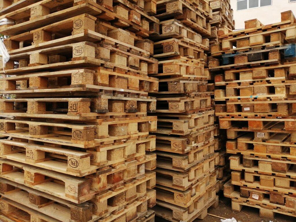 Прием БУ <span>деревянных паллетов и поддонов</span>